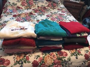 24 XL/1X.  Sweaters (must take all)