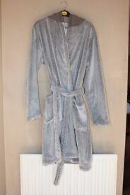 Owl Hood Dressing Gown