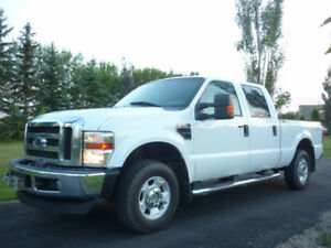 2009 Ford F-250 XLT Pickup Truck, FULLY LOADED, LOW LOW KMS!!!