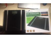 Ecospa body analysis scale