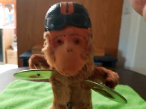 B.C. lions wind up monkey 1940