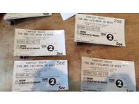 Carfest south tickets