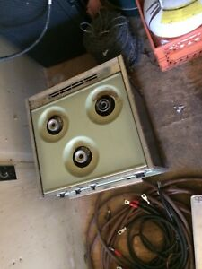 Oven for camper or trailer