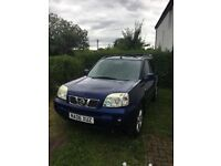 Nissan Xtrail Columbia DCI Sat Nav, Cruise Control, Tow Bar