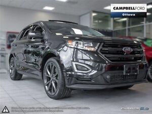 2015 Ford Edge Sport 28,000 KMS-IMMACULTE--EVERY OPTION