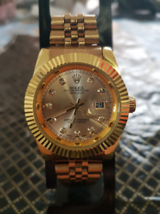 Rolex Datejust Full Gold Edition Brand New High Quality