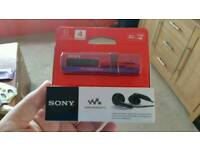 Sony 4GB mp3 player