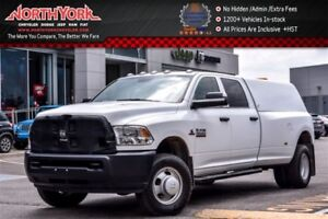 2016 Ram 3500 ST 4x4|Diesel|Bed Cap|Bedliner|Tow Hitch|Side Step