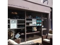 Artistic Monkey Salon Are Looking For Experienced Hair Stylist & Beauty Thrapist To Join Our Team
