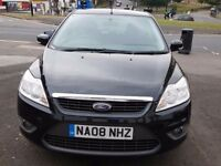 2008 FORD FOCUS 1.6 STYLE 116 FACELIFT 12 MONTHS MOT 2 KEYS QUICKSALE BARGAIN