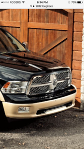Looking for complete front bumper ram 1500