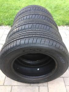 4 pneus NEUFS Cooper Grand Touring CS5 195/65r15