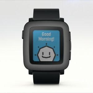 New-Pebble Time Watch