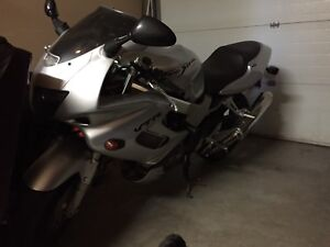 Fire Storm 1000cc. Very nice bike. $3500