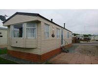 Lovely Static Caravan For Sale on 5* Seafront Holiday Park, Indoor Pool, 12mth Season, Pet Friendly