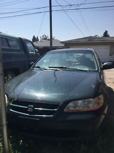 1999 Honda Accord Runs Amazing 319XXX KMs civic Acura