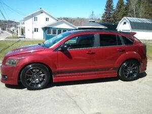 2009 Dodge Caliber Srt4 jamais sortis hiver