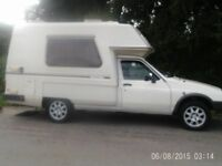 Citroen c15 romahome 1800 diesel 1987 2-3 berth Only 80,000 with cambelt change