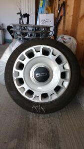 185/55/R15 Continental set of 4 tires