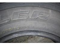 Tyre Bridgestone 205/70R15 95T - used
