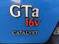 1991 J Rover Metro GTa 16v Blue..57k..5 Door pocket rocket