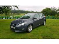 Nov2011 Ford Focus 1.6tdi zetec