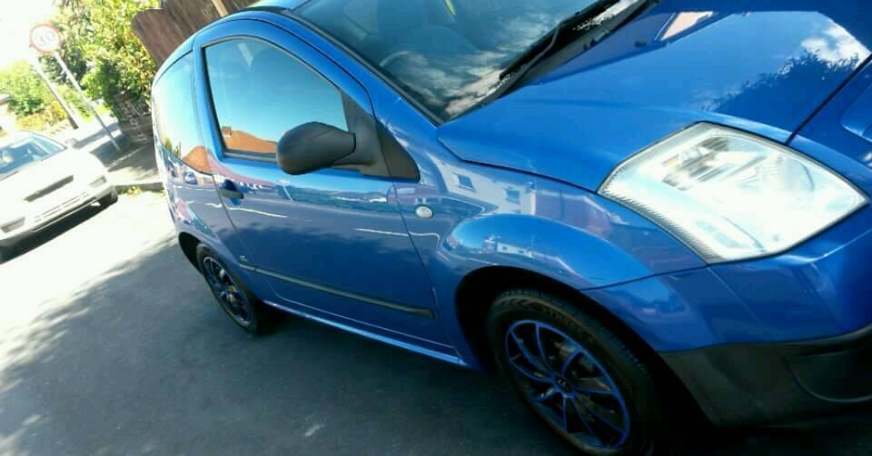Citroen c2. Very low miles fsh. Immaculate condition