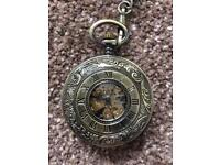 Pacifistor pocket watch