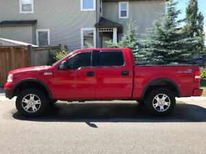 2004 Ford F-150 SuperCrew Fx4