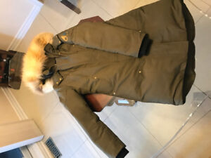 Winter Jacket - Mouse Knockle- Ladies   , limited edition