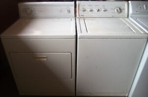 KENMORE WASHER AND DRYER FOR SALE! 220