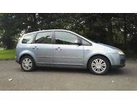 FORD FOCUS C-MAX AIRCON CD PLAYER FULL ELECTRIC PACK LONG MOT FULL DEALER HISTORY IMMACULATE