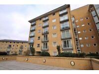AN IMMACULATE TWO BEDROOM APARTMENT LOCATED IN THE HEART OF FELTHAM WITH 2 BATHROOMS AND LONG LEASE