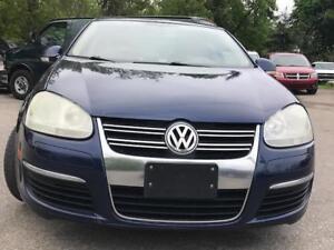 2006 Volkswagen Jetta Sedan 1.9L TDI,PL,PW,SUNROOF ALLOYS  ASIS