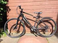 CARRERA CROSSFIRE 2 HYBRID BIKE - LIKE NEW !!!!!