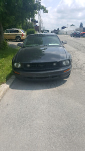 Ford Mustang 2006 manuelle