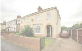 Semi-Detached Lichfield road Grimsby £99,500!!!DRAMATICLY REDUCED !!!Old Clee|| MUST GO NOW!