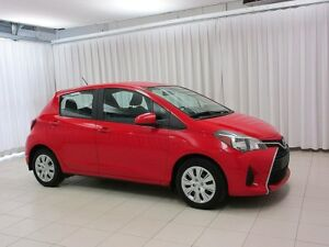 2015 Toyota Yaris LE 5DR HATCH-EXTRA CLEAN