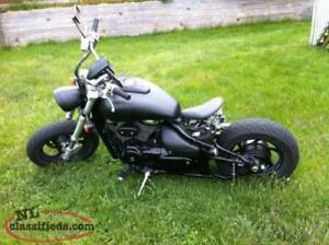 Custom Bobber for sale or trade