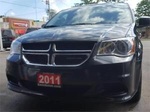 2011 Dodge Grand Caravan SE ACCIDENT FREE 2 YRS WAR