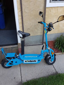 ezwheels electric scooter