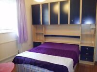Lovely Bright Double Bedroom - at Oval Tube and Bus Stations