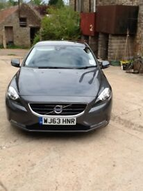 Stunningly attractive Volvo V40 immaculate inside and out. Extremely Eco/fuel eff