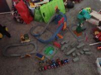 Thomas the Tank Engine Stay & Play Bundle BARGAIN!