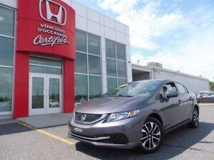 2015 Honda Civic Sedan LX *** À partir de 69.22$ par semaine