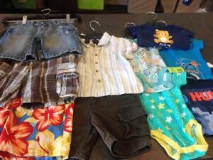 10 Summer Children Clothing for $10