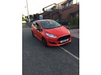 Ford Fiesta 1.0 Red Edition 140