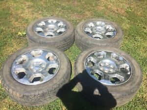 2011 ford lairet rims and tires