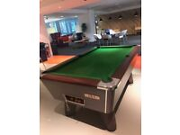 FULL SIZE POOL TABLE - CHAMPION SHIP QUALITY