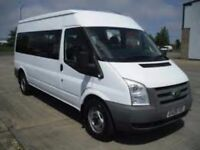 Cheap minibus hire company in Manchester. reliable 16 seater, 24 seater & coaches